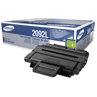 Samsung MLT D2092L High Capacity Laser Toner Cartridge, 5K Page Yield