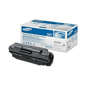 Samsung Extra High Capacity Laser Toner Cartridge MLT D307E, 20K Yield
