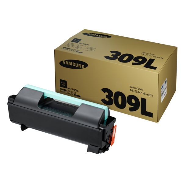 Samsung High Capacity Laser Toner Cartridge - MLT D309L, 30K Yield