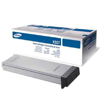 Samsung MLT K607S Black Toner Cartridge, 20K Page Yield