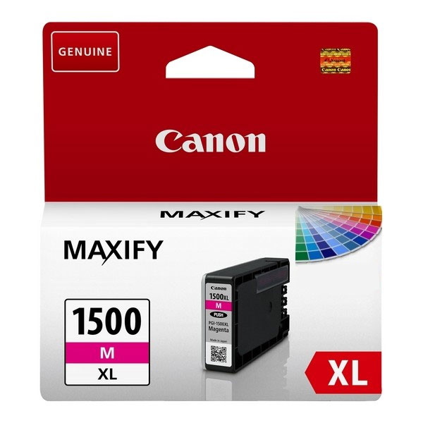 Canon DRHD XL Magenta Ink Cartridge - PGI-1500XL M