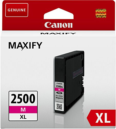 Canon DRHD XL Magenta Ink Cartridge - PGI-2500XL M