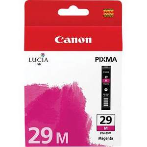Canon Lucia PGI 29M Magenta Ink Cartridge (29M)