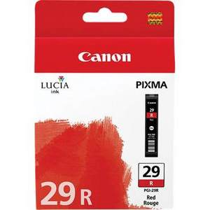 Canon Lucia PGI 29R Red Ink Cartridge (29R)