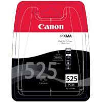 Canon ChromaLife100+ PGI-525 PGBK Black Ink Cartridge ( 525BK )