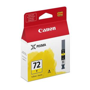 Canon PGI 72Y Yellow Ink Cartridge