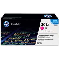 HP Original 309A Magenta Laser Toner Cartridge - Q2673A