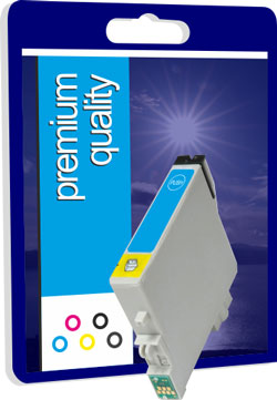 Compatible Cyan Epson 603XL High Capacity Ink Cartridge