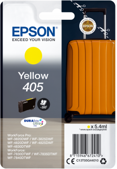 Yellow Epson 405 Ink Cartridge - T05G440