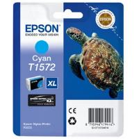 Cyan Epson T1572 Ink Cartridge (C13T15724010) Printer Cartridge