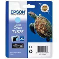 Light Cyan Epson T1575 Ink Cartridge (C13T15754010) Printer Cartridge