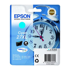 Epson 27XL High Capacity Cyan T2712 Ink Cartridge
