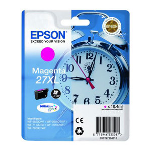Epson 27XL High Capacity Magenta T2713 Ink Cartridge