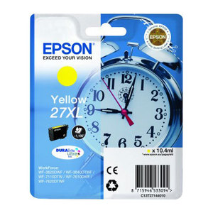 Epson 27XL High Capacity Yellow T2714 Ink Cartridge