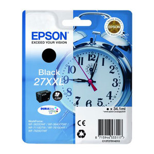 Epson 27XXL Extra High Capacity Black T2791 Ink Cartridge