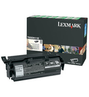 Lexmark High Capacity Return Program Toner Cartridge, 25K Yield
