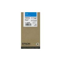 Epson T6532 Cyan Ink Cartridge C13T653200, 200ml