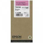 Vivid Light Magenta Epson T6536 Ink Cartridge (C13T653600) Printer Cartridge