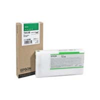 Epson T653B Green Ink Cartridge C13T653B00, 200ml