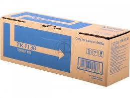 Kyocera TK1130 Black Toner Cartridge - TK 1130, 3K Page Yield