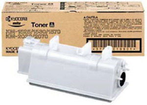 Kyocera TK-1530 Black Toner Cartridge, 11K Page Yield