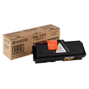 Kyocera TK170 Black Toner Cartridge - TK 170, 7.2K Page Yield