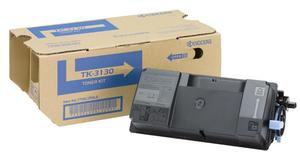 Kyocera TK3130 Toner Cartridge, 25K Page Yield