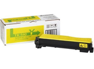 Kyocera TK540Y Yellow Toner Cartridge - TK 540Y, 4K Page Yield