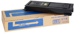 Kyocera TK685 Toner Cartridge, 20K Page Yield
