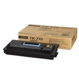 Kyocera TK710 Toner Cartridge, 40K Page Yield