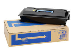 Kyocera TK725 Toner Cartridge, 34K Page Yield