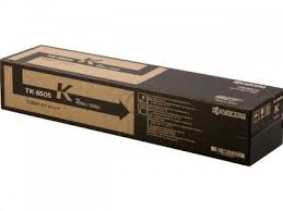 Kyocera TK8505K Black Toner Cartridge, 30K Page Yield