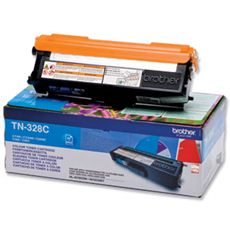 Brother Cyan Toner Cartridge - TN-328C
