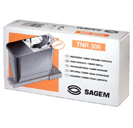 Sagem TNR 306 Laser Toner Cartridge, 6K Yield