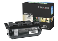 Lexmark 0X644A11E Return Program Toner Cartridge, 10K Page Yield