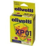Olivetti XP01 High Capacity Black Printhead Cartridge - B0217G, 1050 pages