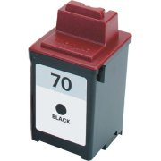 Replacement RL1970 Black Ink Cartridge for Lexmark 12AX970