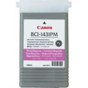Canon BCI 1431PM Photo Magenta Ink Cartridge - 8974A001AA, 130ml