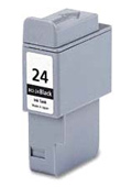 Premium Quality Compatible Black Ink Cartridge for BCI-24BK ( BCI24 Black )