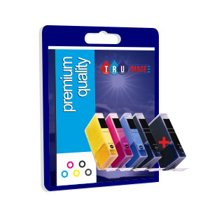 Compatible PGI-5, CLI-8BK/C/M/Y Ink Cartridges Include 2 x Black, 1 x Cyan, 1 x Magenta, 1 x Yellow