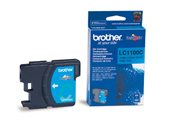 Brother LC-1100C Standard Capacity Cyan Ink Cartridge
