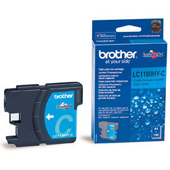 Brother LC-1100HY-C High Capacity Cyan Ink Cartridge