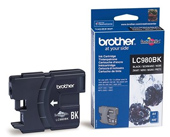 Brother LC-980BK Black Ink Cartridge