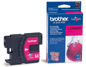 Brother LC-980M Magenta Ink Cartridge