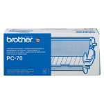 Brother Ribbon Printing Cartridge PC-70