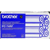 Brother Quad Pack Refill Rolls for use in PC-70