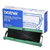 Brother Ribbon Printing Cartridge PC-75