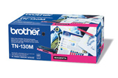 Brother Standard Capacity Magenta Laser Toner Cartridge TN-130M