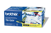 Brother Standard Capacity Yellow Laser Toner Cartridge TN-130Y
