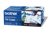 Brother High Capacity Black Laser Toner Cartridge TN-135BK